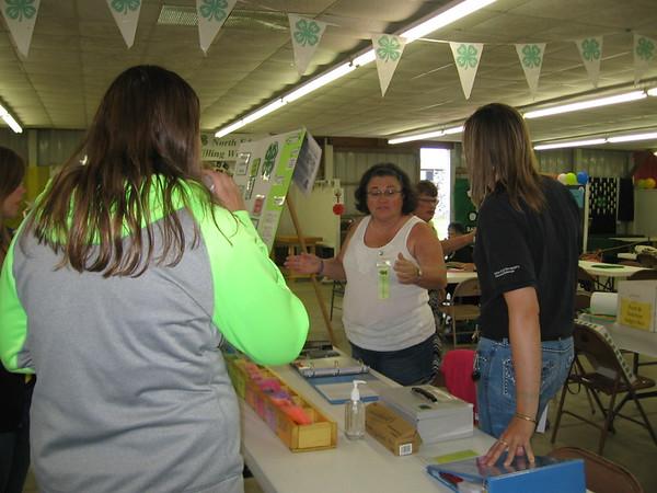 Benton County Fair Home Economics