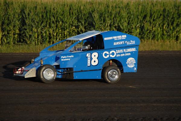 Benton County Speedway Fair Race