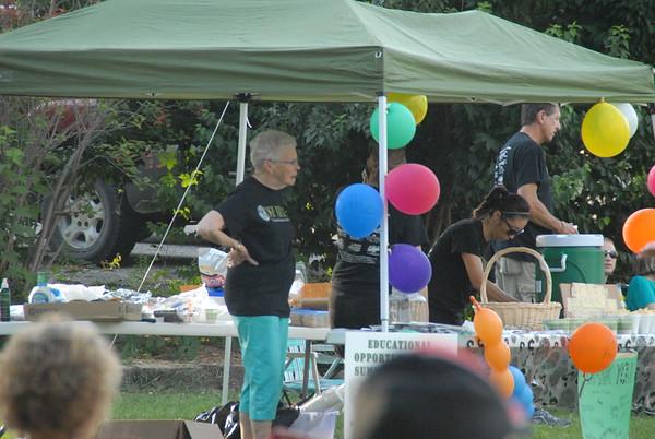 CSI Concert, Riverside Park, Rachel Henkle and Zachary Freedom