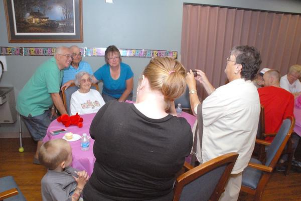 Grandma Ruby's 102nd Birthday Party