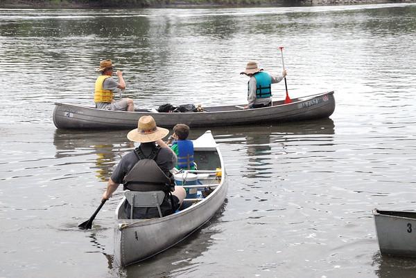 River Rats clean Cedar River