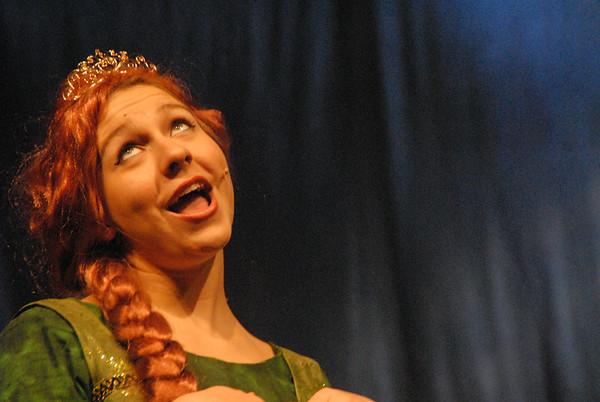 Shirek, The Musical